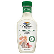 Bolthouse Farms Creamy Classic Ranch Yogurt Dressing