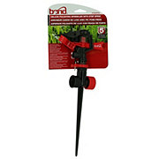 Bond Deluxe Pulsating Sprinkler with Step Spike