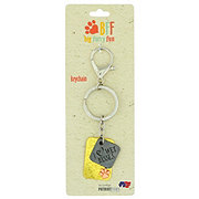 Bonitas BFF I Heart Wet Kisses Key Chain