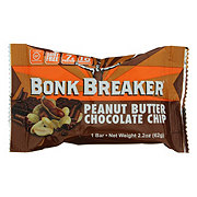Bonk Breaker High Protein Bar, Peanut Butter Chocolate Chip