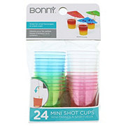 Bonny Bar Mini Shot Cups
