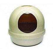 Booda Dome Litter Pan Titanium Color