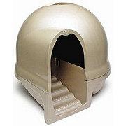 Booda Titanium Dome Cleanstep Cat Litter Box