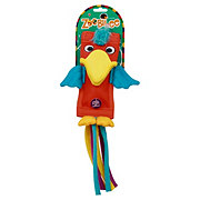 Booda Zoobilee Firehouse Parrot Toy