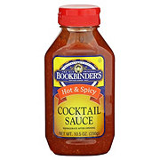Bookbinder's Hot & Spicy Cocktail Sauce