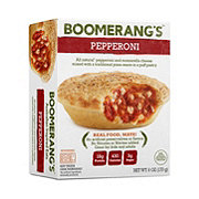 Boomerang's Pepperoni Pie