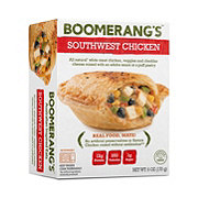 Boomerang's Southwest Chicken Pie