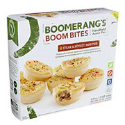 Boomerang's Steak & Potato Boom Bites