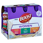 BOOST Calorie Smart Nutritional Drink Vanilla Delight 6 pk
