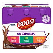 Boost Calorie Smart Rich Chocolate Balanced Nutritional Drink 6 PK