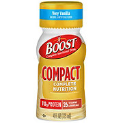 Boost Compact Very Vanilla Single Nutritional Drink
