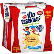 BOOST Kid Essentials Complete Nutritional Drink Vanilla 4 pk
