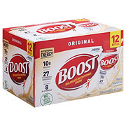 BOOST Original Complete Nutritional Drink Drink Very Vanilla 12 pk