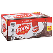 BOOST Original Complete Nutritional Drink Rich Chocolate 24 pk