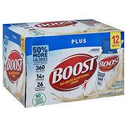 BOOST Plus Complete Nutritional Drink Drink Very Vanilla 12 pk