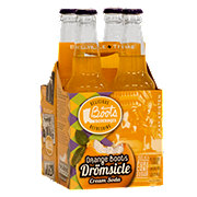 Boots Beverages Orange Boots Dromsicle Cream Soda, 4 PK Bottles