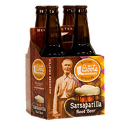 Boots Beverages Sarsaparilla Root Beer 12 oz Bottles