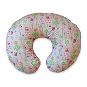 Boppy Slipcover Owls & Flowers
