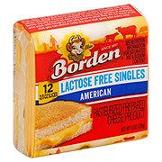 Borden American Cheese Lactose Free Singles