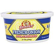 Borden French Onion Sour Cream Dip