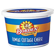 Borden Lowfat Cottage Cheese