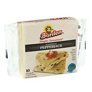 Borden Singles Sensations Southwest Pepperjack Cheese Slices