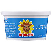 Borden Sour Cream