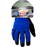 Boss Blue Mechanic Gloves