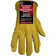 Boss Cowhide Leather Gloves