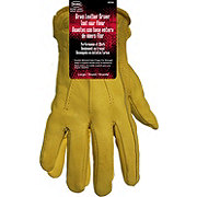 Boss Cowhide Leather Gloves Large