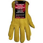 Boss Cowhide Leather Gloves Medium