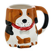 Boston Warehouse Dog Mug