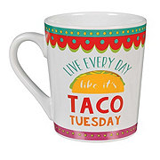 Boston Warehouse Tacos Mug