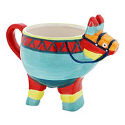 Boston Wareshouse Painted Mule Mug