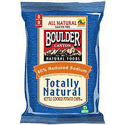 Boulder Canyon Totally Natural Kettle Chips
