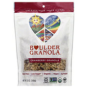 Boulder Granola Cranberry