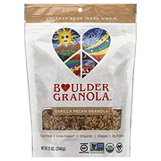 Boulder Granola Vanilla Pecan Granola
