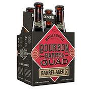 Boulevard Bourbon Barrel Quad Beer 12 oz  Bottles
