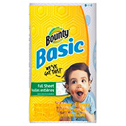 Bounty Full Sheet Basic Big Roll Paper Towels