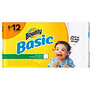 Bounty Full Sheet Basic Giant Roll Paper Towel
