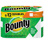 Bounty Full Sheet Double Rolls Paper Towels