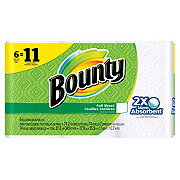 Bounty Full Sheet Super Roll Paper Towels