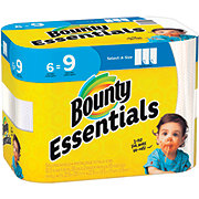 Bounty Select-a-Size Basic Big Roll Paper Towels