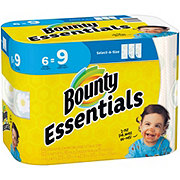 Bounty Select-A-Size Basic Winter Prints Paper Towels