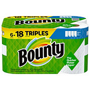 Bounty Select-A-Size Triple Roll Paper Towels