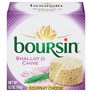 Boursin Shallot & Chive Gournay Cheese