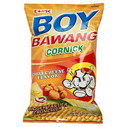 Boy Bawang Chili Cheese Corn Snack
