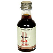 Boyajian Natural Vanilla Extract
