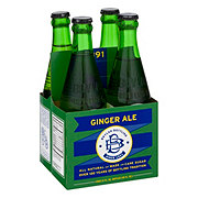 Boylan Bottleworks Ginger Ale Soda 12 oz Bottles