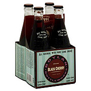 Boylan Bottleworks Vintage Black Cherry Soda 12 oz Bottles